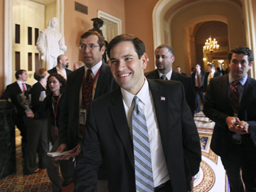 Rubio Top tea party candidates of 2010      (The Ticket)