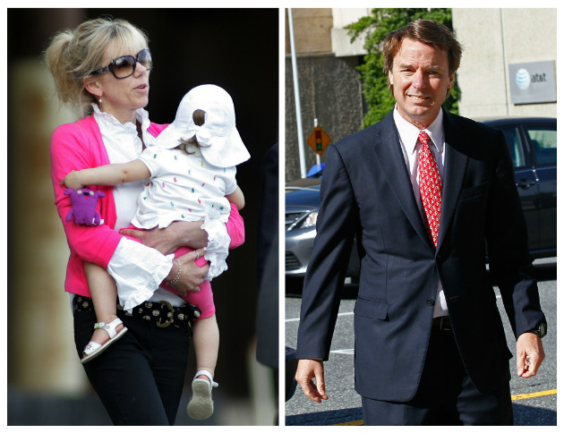 The defense in the John Edwards corruption trial rested on Wednesday morning ...