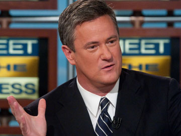MSNBC suspends Joe Scarborough for campaign donations