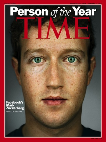 mark zuckerberg time man of year. Zuckerberg Person of the Year