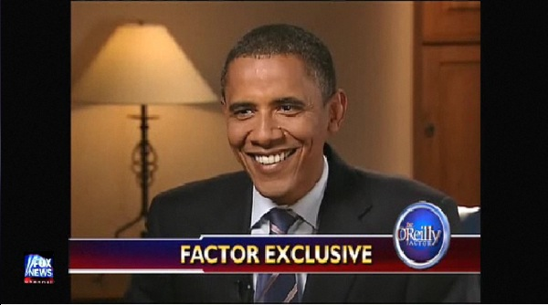 Fox's O'Reilly to interview Obama before the Super Bowl