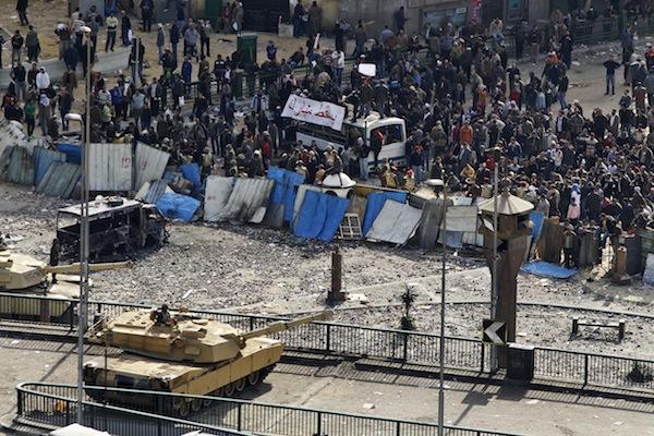 Egypt media crackdown