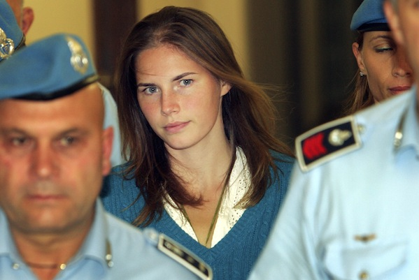 Italian police have indicted Knox's parents, Curt Knox and Edda Mellas,