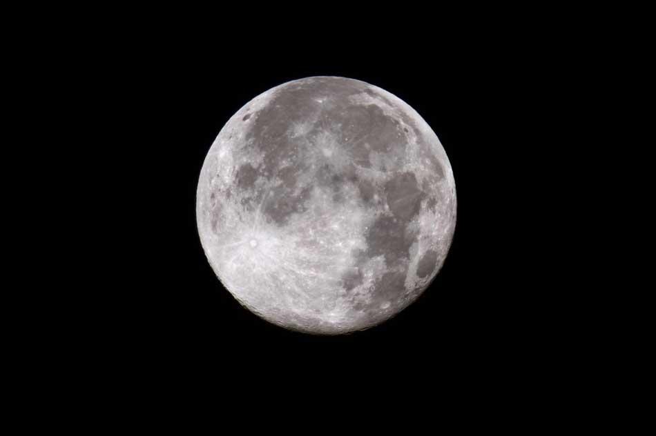 La luna piena influenza il comportamento umano?