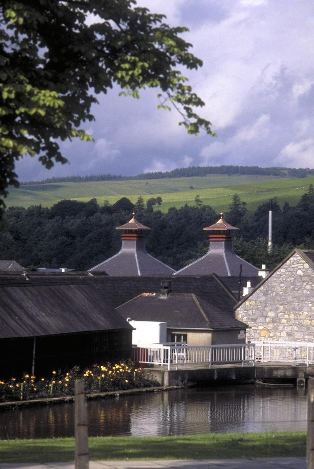 Glen Spey Distillery Tour