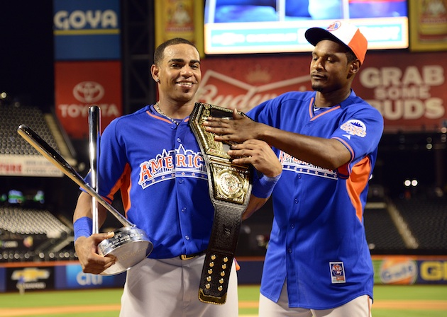 Home Run Derby Live Blog: Yoenis Cespedes shocks the field to w…