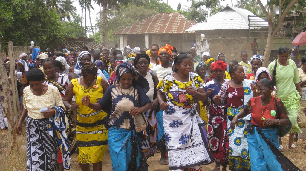 Matrimonio In Kenia : En África subsahariana alrededor de un tercio las