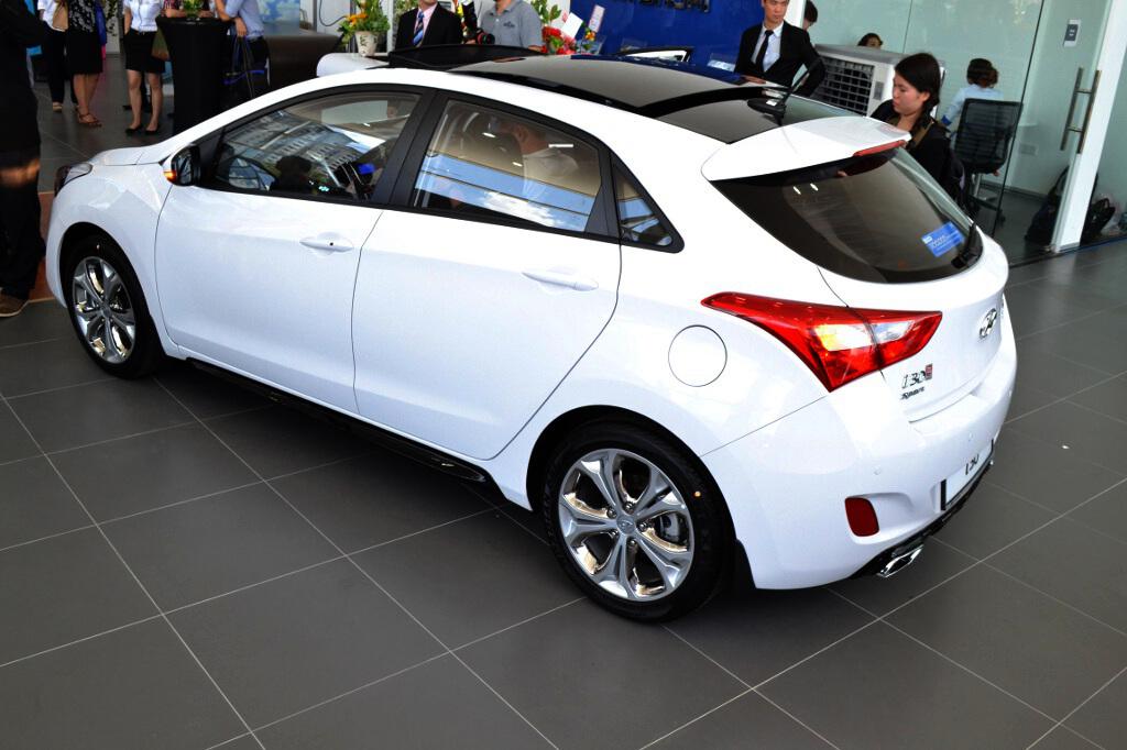 Hyundai I30 Decent C Segment Alternative New Car