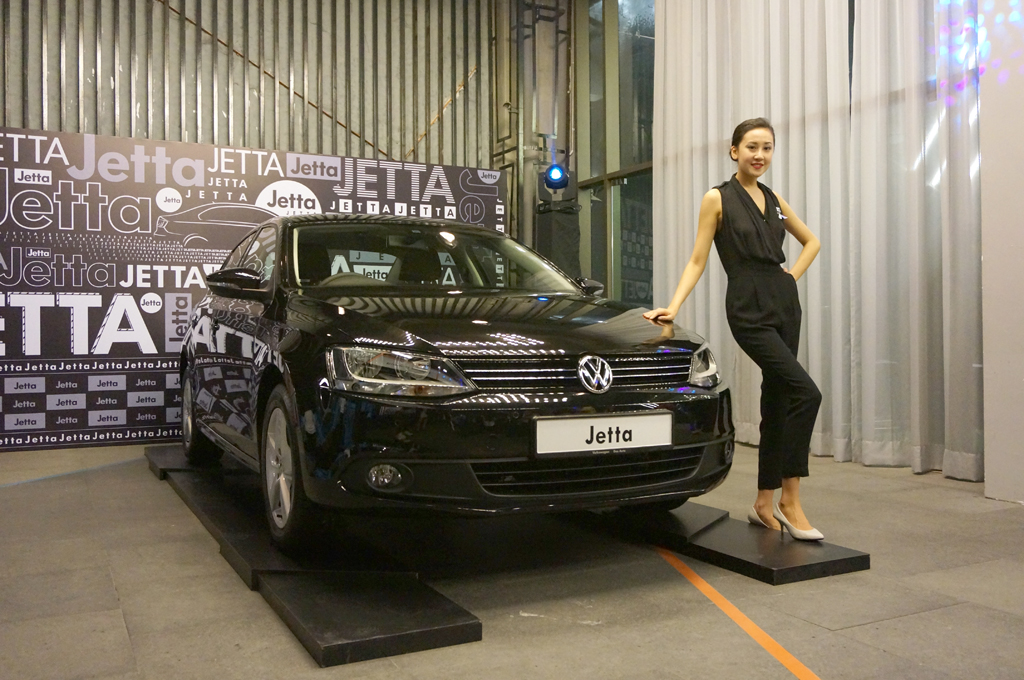 Volkswagen Group Malaysia launches CKD Jetta in Malaysia