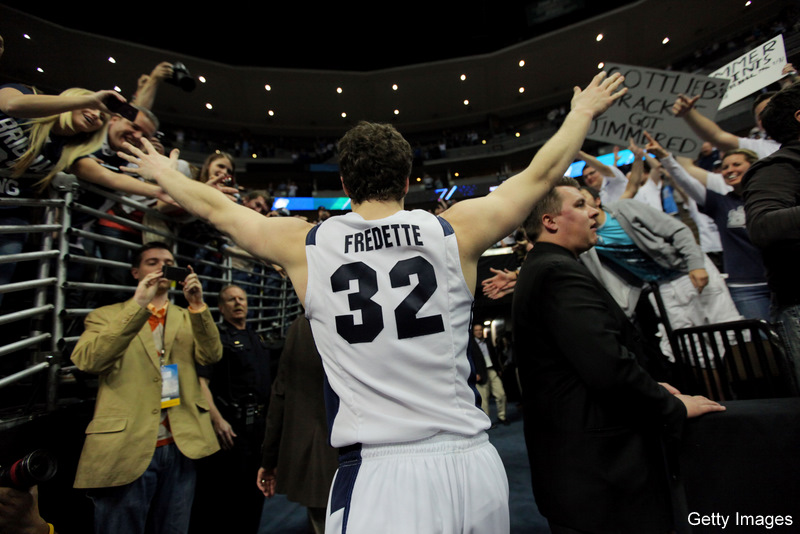 Jimmer Fredette College Jimmer Fredette Has