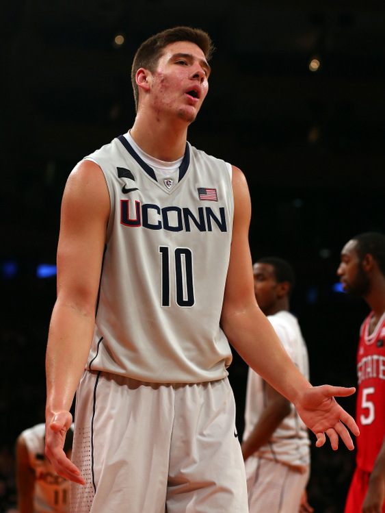 UConn suspends senior Tyler Olander indefinitely after DUI ... Uconn Huskies Basketball 2013
