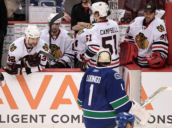 Five Reactions To Canucks' Brutal Game 5 Loss To Chicago