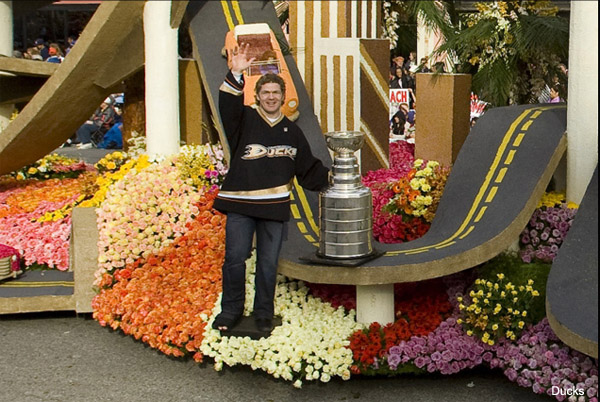 MAY Tomorrows Top Three today: Where would you take the Stanley Cup