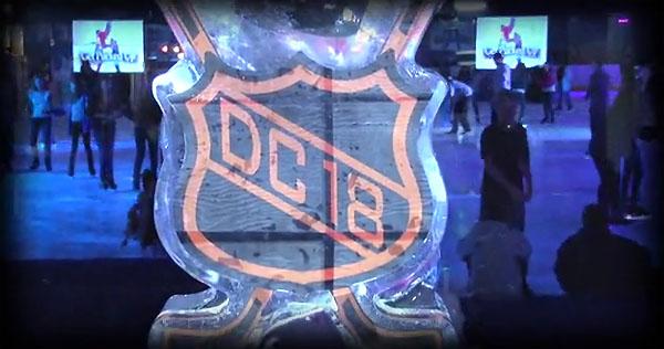 Video Hockey Themed Bar Mitzvah Will Leave You Verklempt