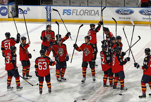 What We Learned: Are Florida Panthers counterfeit contenders?
