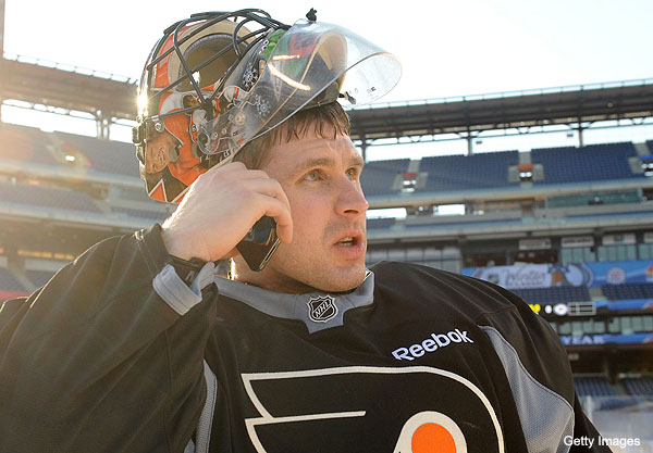 What We Learned: Bryzgalov not being serious enough for my liking