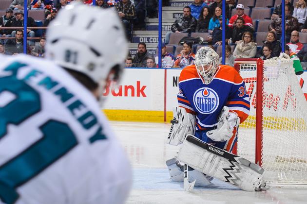 NHL Three Stars: Ben Scrivens, Shark repellent; Infinite Saadne…