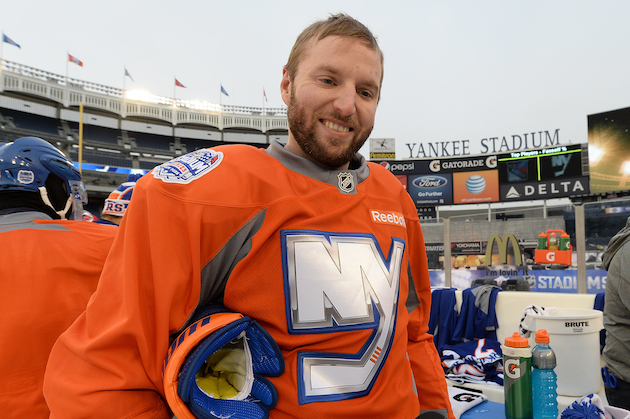 Thomas Vanek rejects Islanders offer; GM Snow looking at trade:…