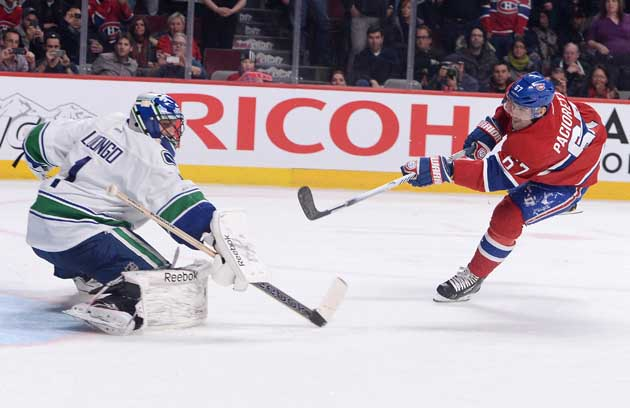 Max Pacioretty gets two penalty shots in two minutes, blows the…