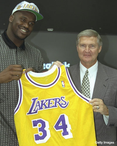 Legacy assured, Los Angeles will retire Shaquille O'Neal's jersey