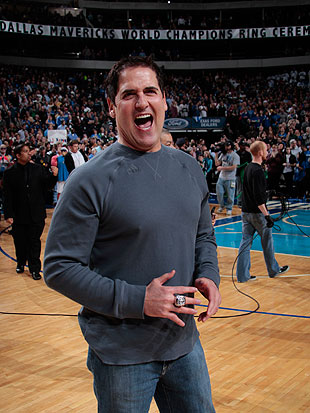 On Mark Cuban's gay joke about Bill Simmons, what the NBA does about it and