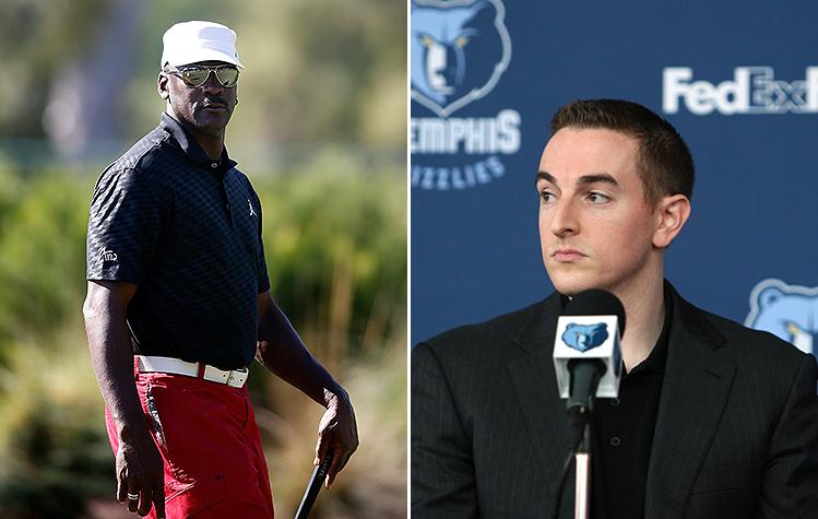Grizzlies owner Robert Pera challenges Michael Jordan to $1 mil…
