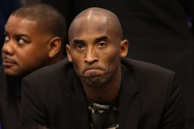 Kobe Bryant out for at least three more weeks, will likely miss…