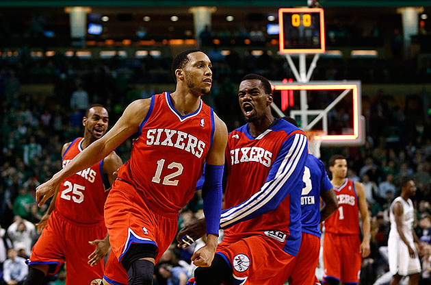 Evan Turner hits buzzer-beating game-winner to push 76ers past …