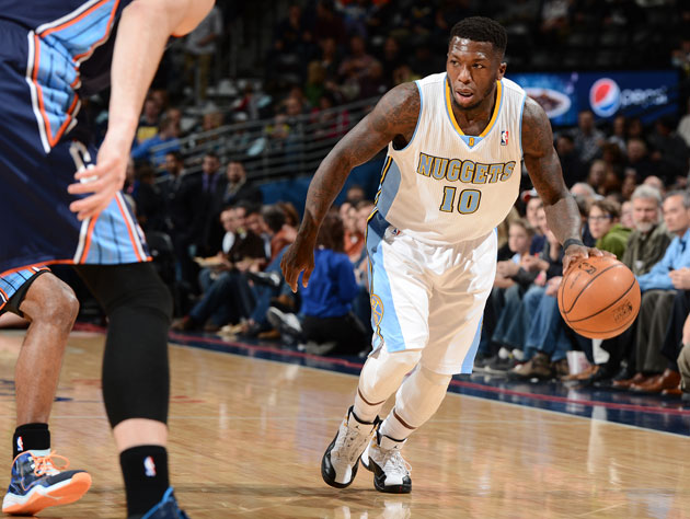 Nate Robinson is out for an undetermined amount of time with a …