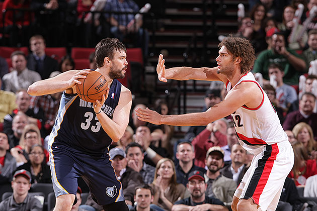 Robin Lopez on Blazers' big home loss to Grizzlies: 'We cut our…