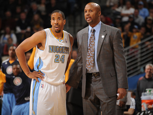Will the Denver Nuggets reach out to the dismissed Andre Miller…