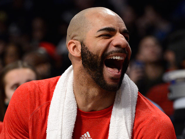 Carlos Boozer on his benchings: 'I do want to be out there in t…