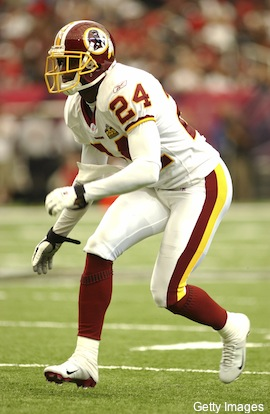 Champ Bailey Redskins