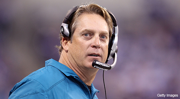 Jaguars Fire Head Coach Jack Del Rio Shutdown Corner