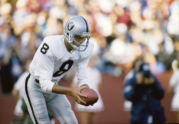 Ray Guy becomes first full-time punter to make the Pro Football…