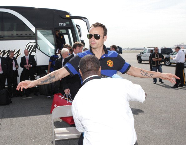 Dimitar Berbatov is?The Continental
