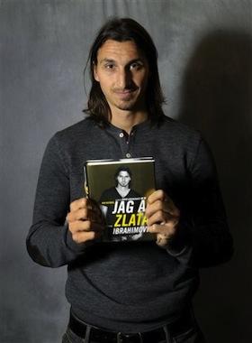 Zlatan Ibrahimovic - Im Zlatan Recension