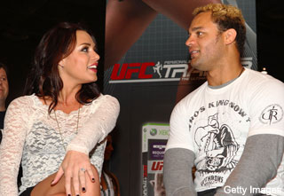 Koscheck talks exploding eyeball and asking for Wandy, Franklin or Leben