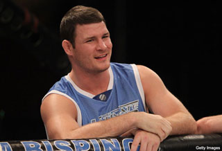 Is Sonnen falling back in the contender line? Camp Silva is now a fan of Bisping