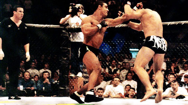 Brazilian legends Wanderlei Silva and Vitor Belfort to coach new ?TUF Brazil?
