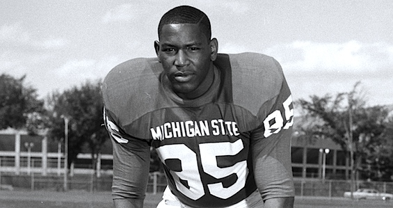 Home » Bubba Smith » Headlinin': RIP Bubba Smith, Michigan State ...