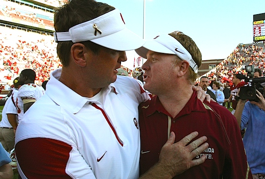 Bob Stoops Brothers Bob Stoops' Mom Prefers he Not