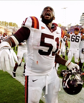 Headlinin': Injury bug takes biggest bite yet out of decimated Hokie D