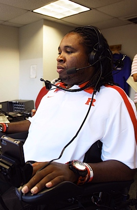 Eric LeGrand Update: Paralyzed Rutgers lineman will lead Knights onto the field vs. West Virginia