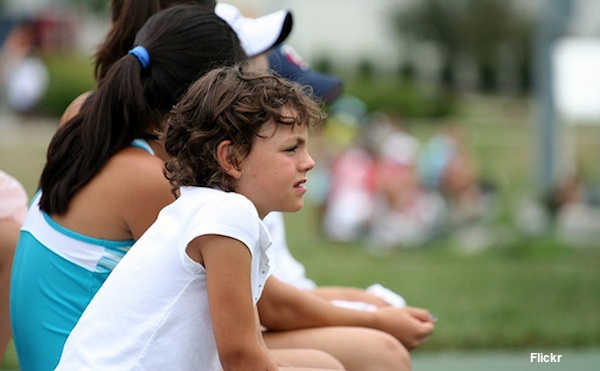 Rochester Minnesota tennis star Ingrid Neel