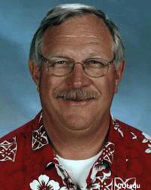 Capistrano Valley football coach Eric Patton