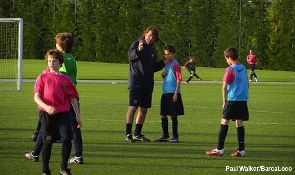 American soccer prodigy Ben Lederer