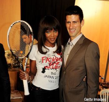 The Novak Djokovic Foundation New York Dinner - Inside