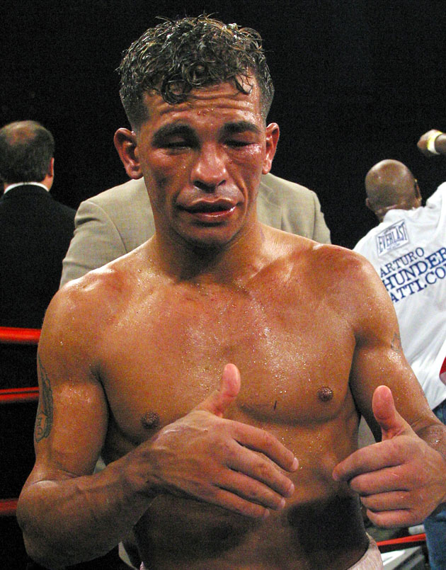 Arturo Gatti Net Worth