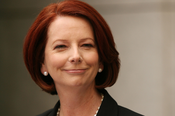 Julia Gillard. (Photo Credit: Getty Images )
